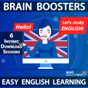 Super Brain Power-Easy English Learning Pack